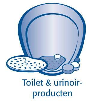 Toilet & Urinoir producten
