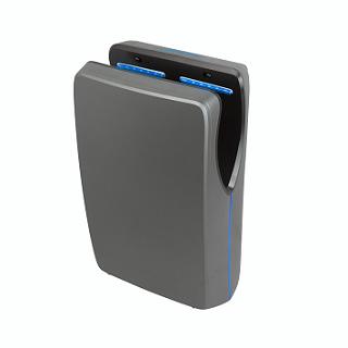 Vento Air handdroger in de kleur donkergrijs /antraciet