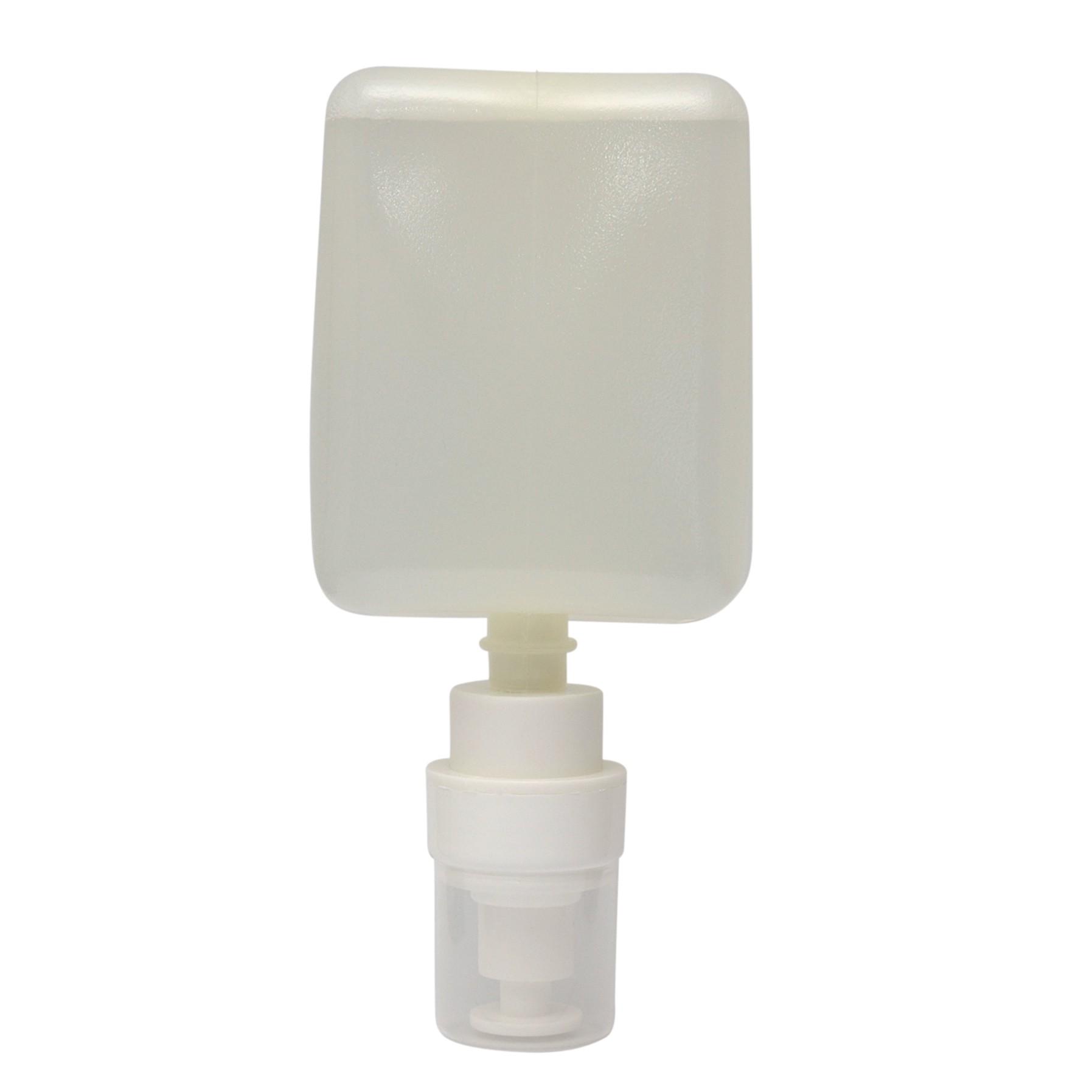 Pearl Antibac zeep is een ongeparfumeerde hygienische foam zeep, inhoud 1000 ml