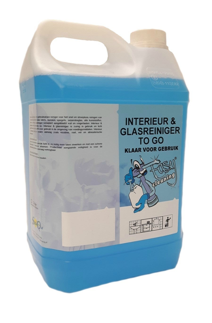 Easy Cleaning Nr. 1 Interieur TO GO, 5 liter