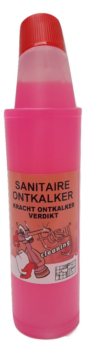 Easy Cleaning sanitaire ontkalker, 750 ml knikhals