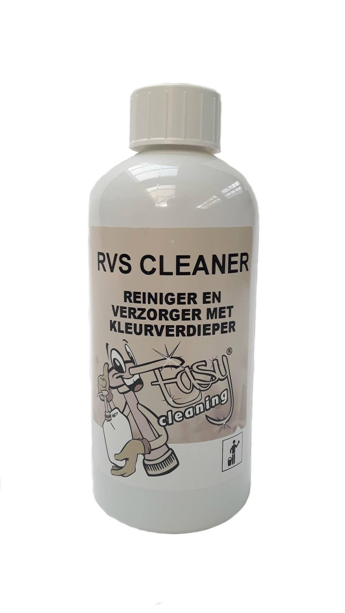 Saniq RVS cleaner 500 ml