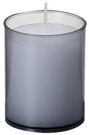 Bolsius refills 24 h. kleur Grijs, inhoud verpakking a 80 st.