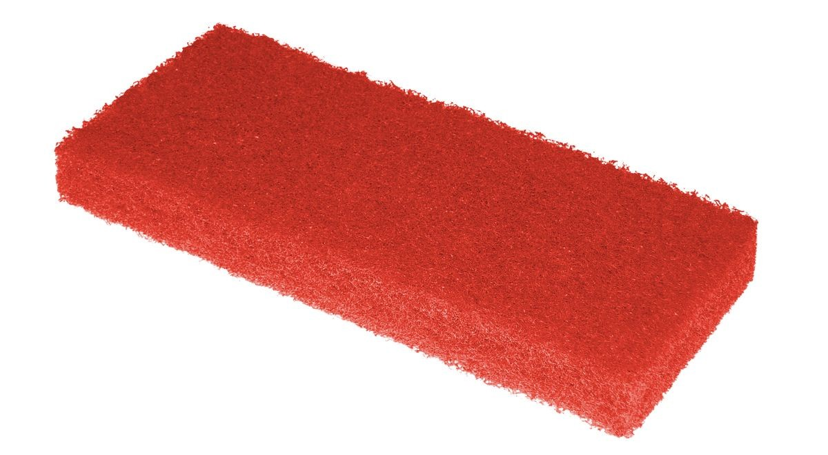 Doodlebug pad rood