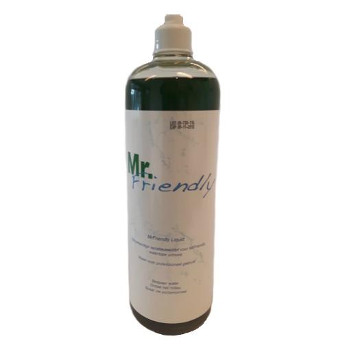 Afsluit olie t.b.v. Mr. Friendly urinoir, inhoud 1 ltr