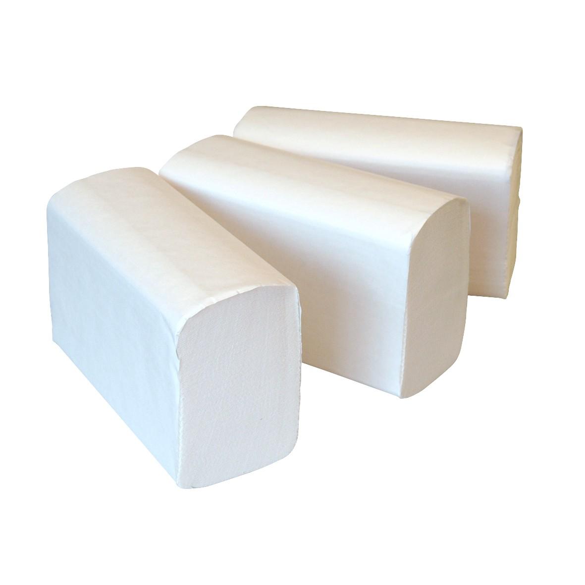 Handdoekjes 1-laags hoogwit