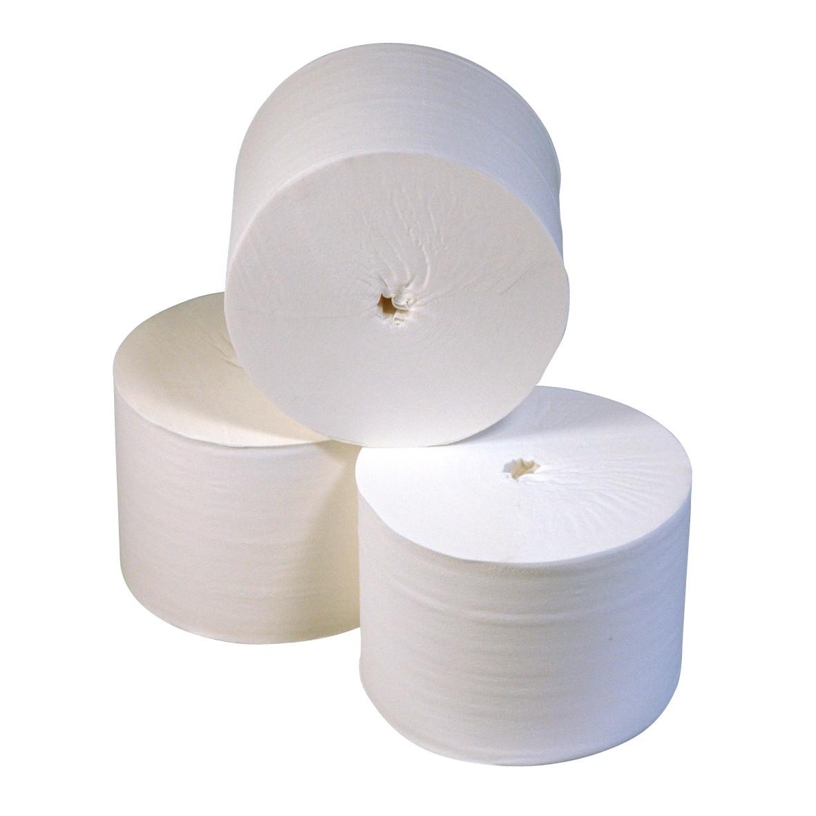 Toiletpapier coreless 900 vel 2-laags, inhoud 36 rollen ECO