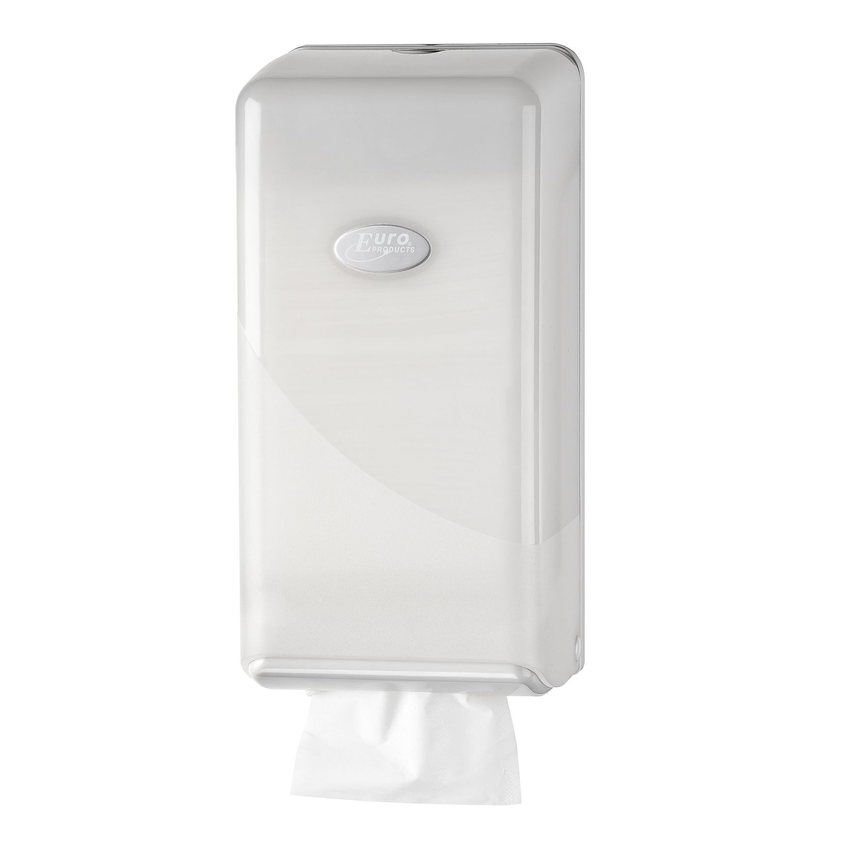 Pearl Bulk Pack toilet dispenser, kleur: wit
