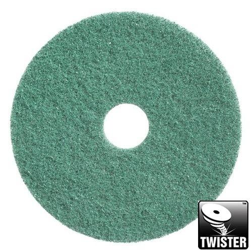 """Twisterpad Groen 6"""", de laatste stap in de Twister-methode,  inhoud 2 stuks"""