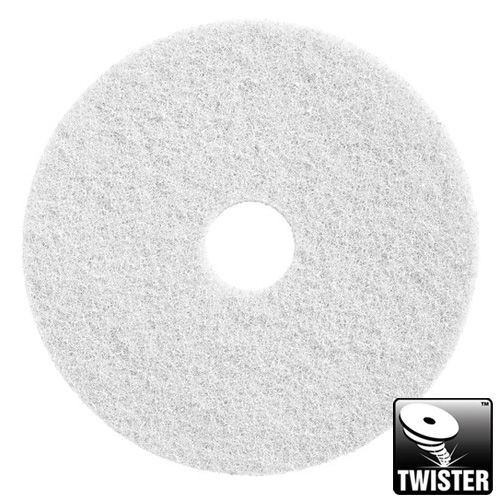 """Twisterpad Wit 20"""",  1e stap in de Twister-methode, inhoud 2 stuks"""