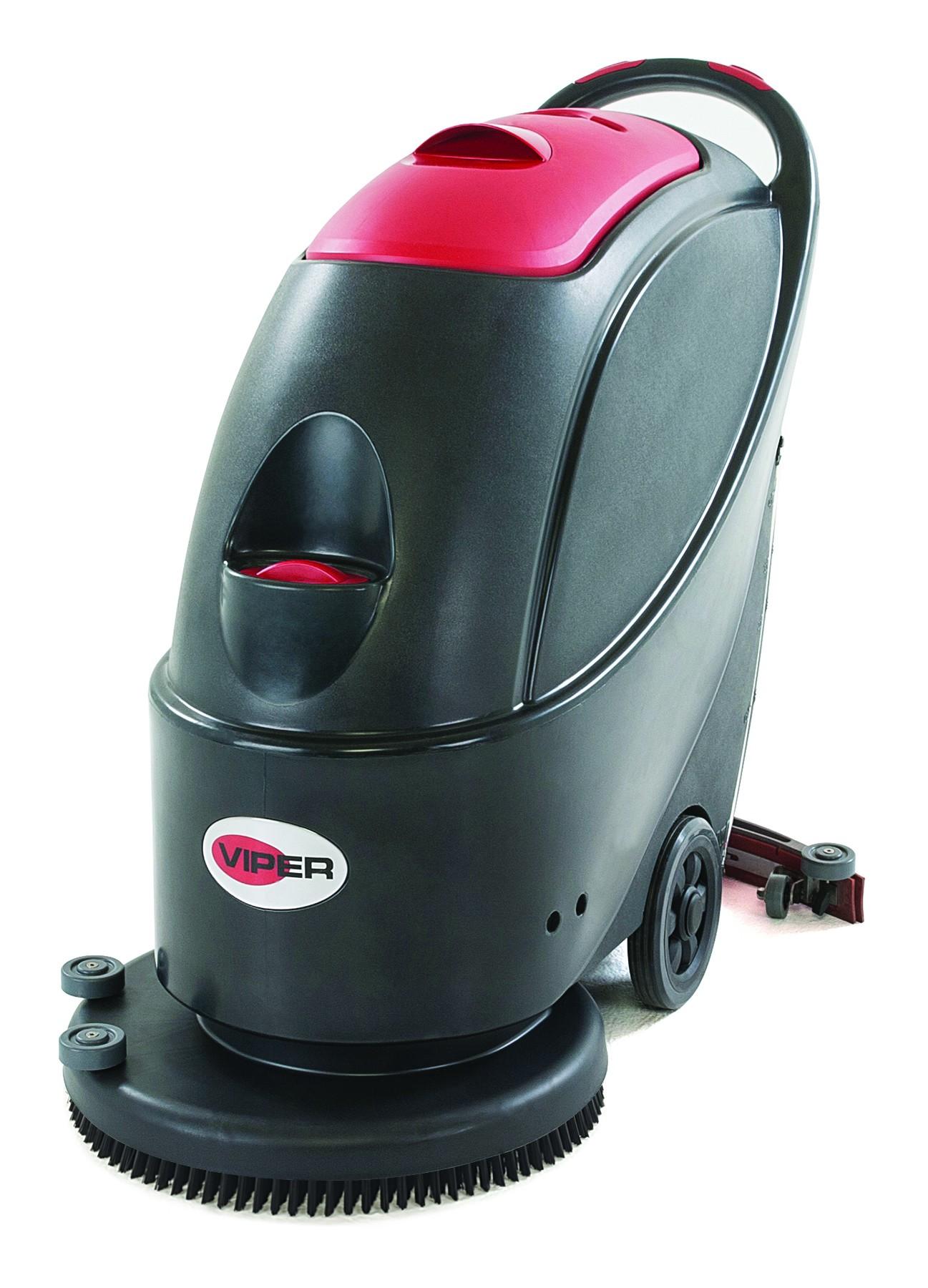 Viper schrob-zuigmachine type AS510B met accu