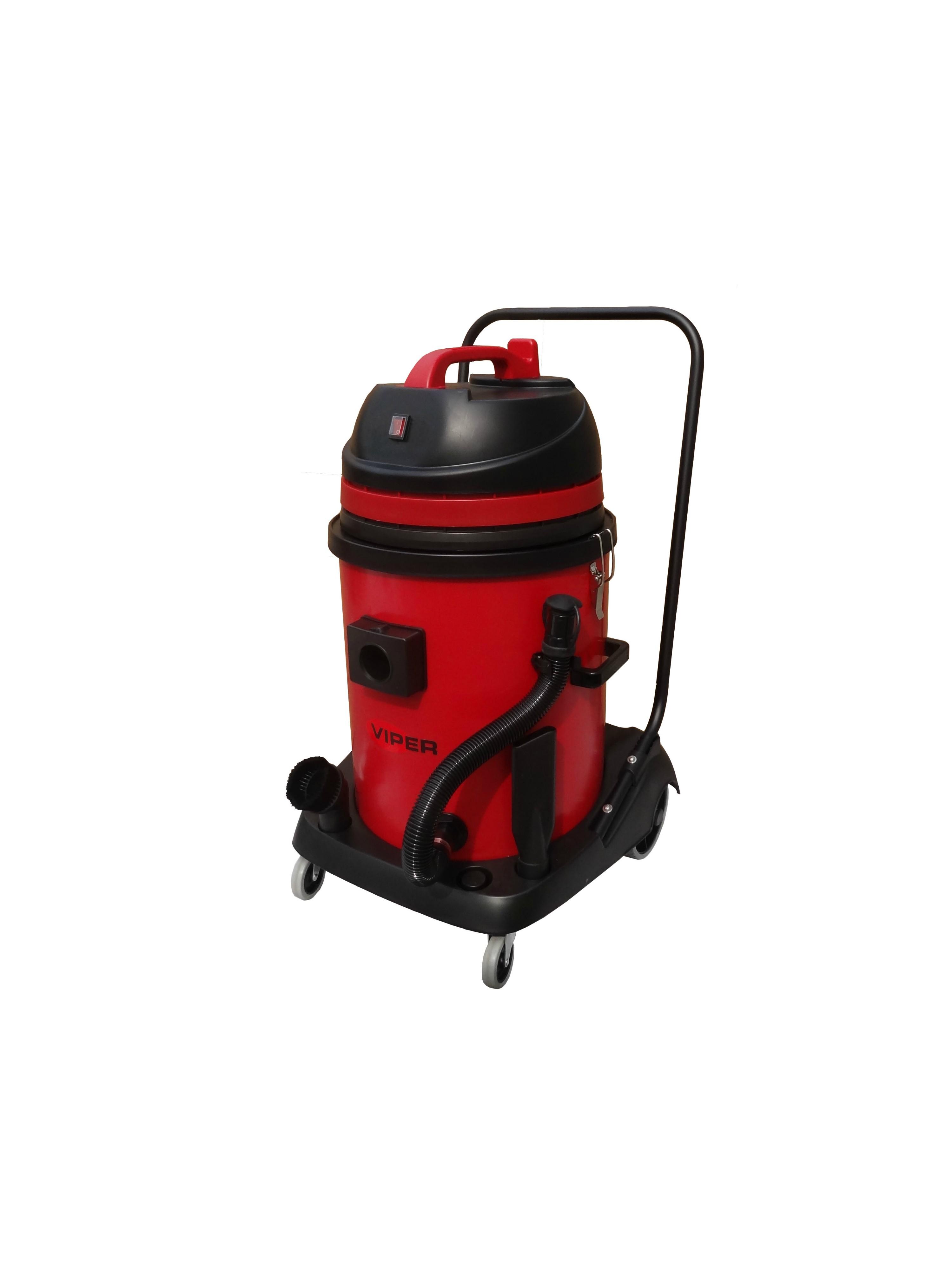 Viper water stofzuiger type LSU 155P inhoud 55 liter