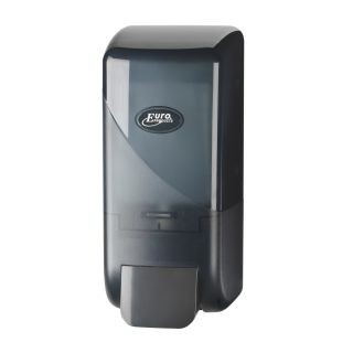 Pearl zeepautomaat kleur: zwart, inhoud 1000 ml