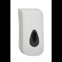 UniQo zeepdispenser voor foamzeep 400 ml, wit
