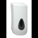 UniQo zeepdispenser voor foamzeep 900 ml, wit