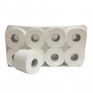 Toiletpapier 250 vel 3-laags embossed, inhoud 64 rollen FSC