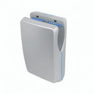 Vento Air handdroger in de kleur zilvergrijs