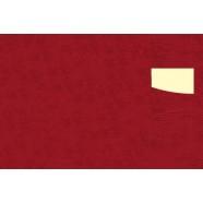 Duni bestekzakjes bordeaux/champagne incl. bestek, inhoud verpakking 150 stuks