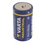 Varta Industrial LR20 alkaline batterij D-type