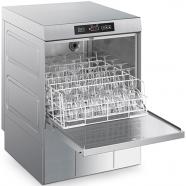 Voorlader glazenwasser type 898003-Pro, dubbelwandig, 40 x 40