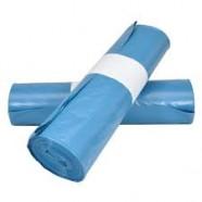 afvalzak blauw 60 mu