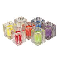 Refills Economical  t.b.v. Cube Glasses