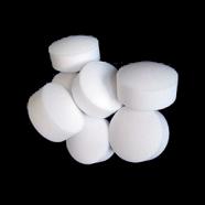 Chloor/desinfectie tabletten Veip, 300 stuks.