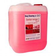 Easy Cleaning nr 2 Sanitair TO GO, 10 liter