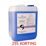 Pro-Shine H naglansmiddel XD, inhoud 2 x 5 liter