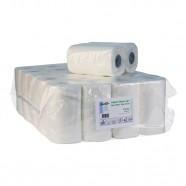 Toiletpapier super tissue 400 vel 2-laags, inhoud 40 rollen