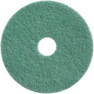 Twisterpad groen 6'', 13'', 17'', 20''. Verpakt per 2 stuks