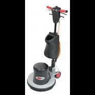 Viper 1-schijfsmachine DS 350 duo speed, 53 cm, 10 liter met padhouder en borstelkit