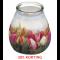 Kaars Twilight tulpen, 12 stuks